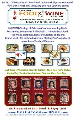 10 CELEB FOOD & WINE FESTIVAL FLYER small