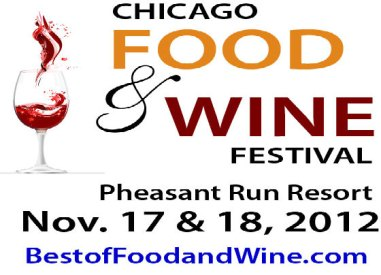 CHICAGO FOOD AND WINE FEST LOGO FB AD
