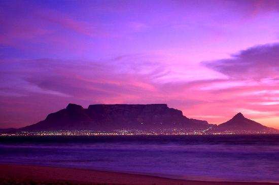 Stay within a stone's throw of iconic Table Mountain in Cape Town