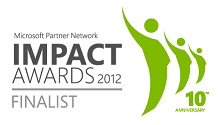 Impact Awards 2012 Finalist