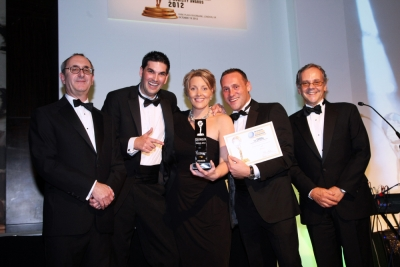 HCR Relocation Management Company of the year