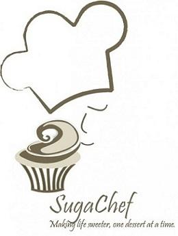 Suga Chef Logo