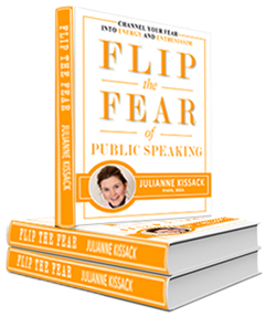 Flip the Fear of Public Speaking