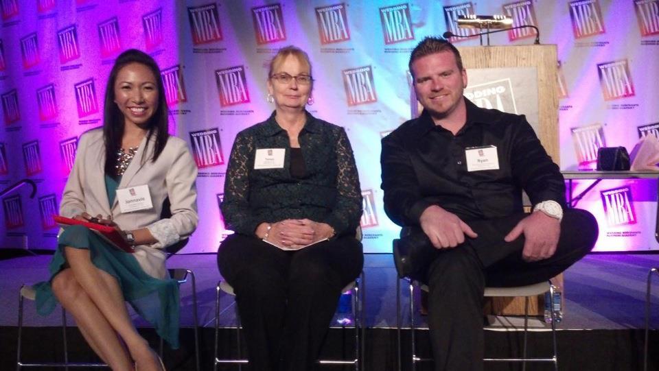 Las Vegas WMBA 2012 Panelists