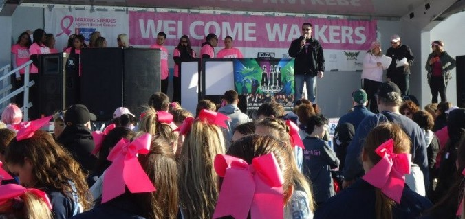 2012 Making Strides of Point Pleasant Beach