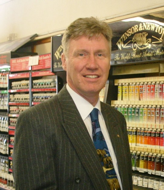 Sandy Cowen, MD of Alexander Paper Supplies