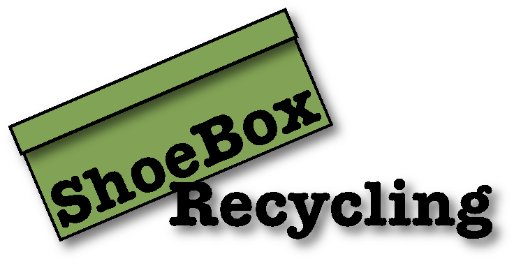 shoe box recycling