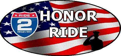 The Las Vegas Honor Ride will be held November 10, 2012