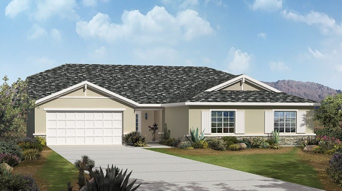 Lennar's Woodrush in Dayton