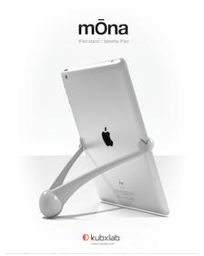 mOna iPad Stand by kubxlab