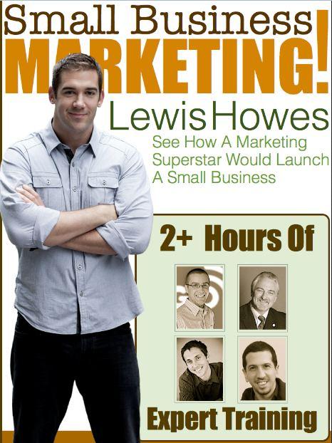 Small business marketing magazine-james wedmore ex