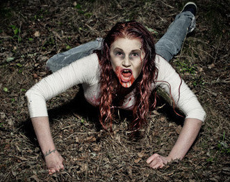 Meet Your Zombie Match - Try Speed Dating Zombie Style!