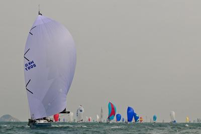 Around The Island Race 2011 (RHKYC / Joyce Ravara)