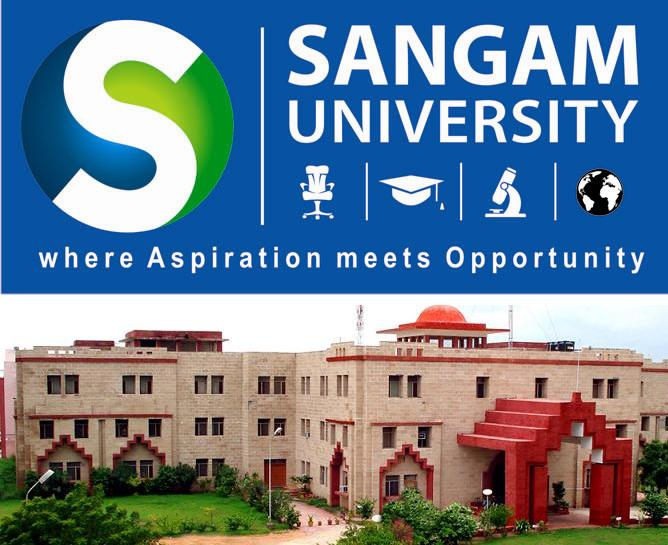 Sangam University Bhilwara Joins International Day for Eradication of Poverty