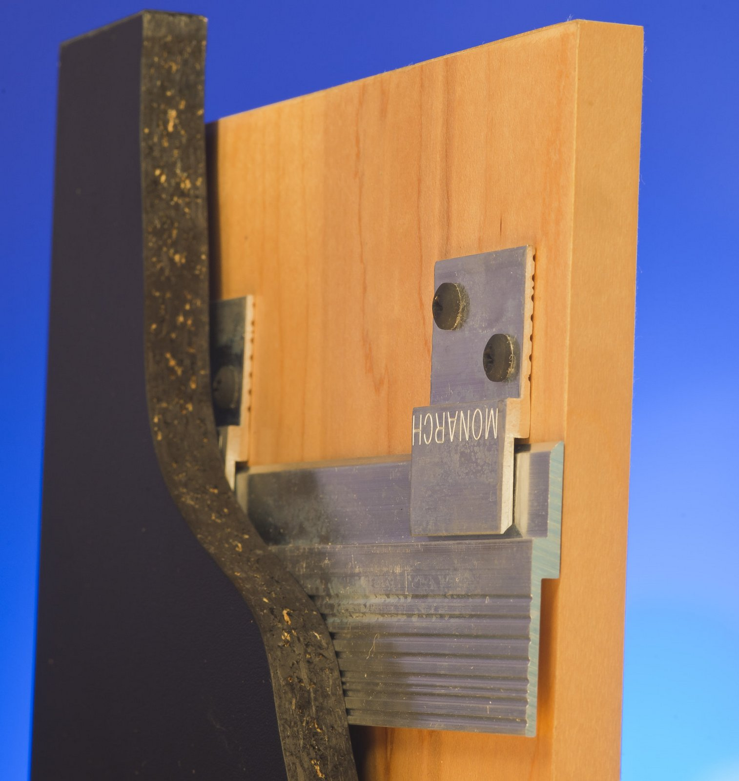 Metal Panel Clip System : Monarch metal begins stocking even hole z clips