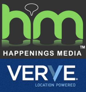 Happenings Media & Verve Wireless