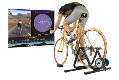 CompuTrainers Part of Pro Fit Cycling Center at T-3 Multisport