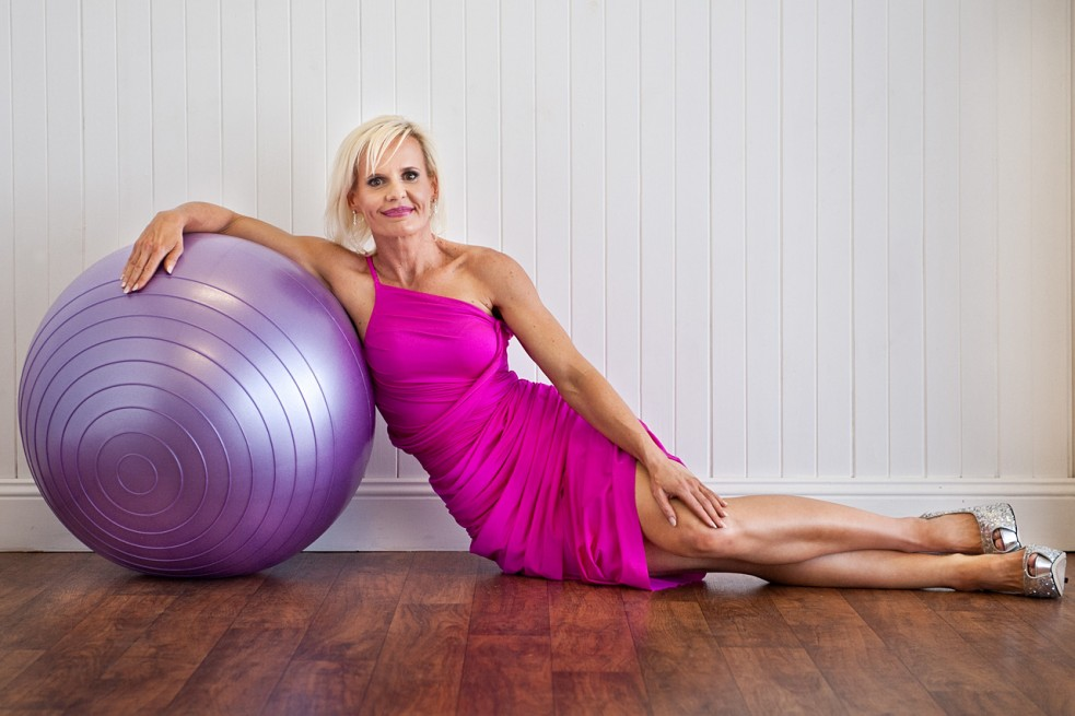 Sally Symonds delights in showing people how to love their weight loss