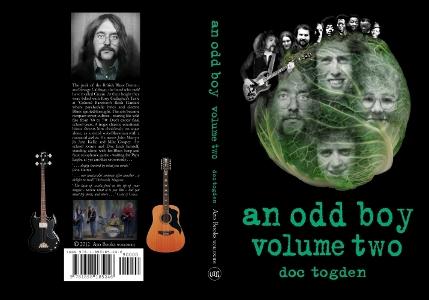 an odd boy - volume two - wrap cover