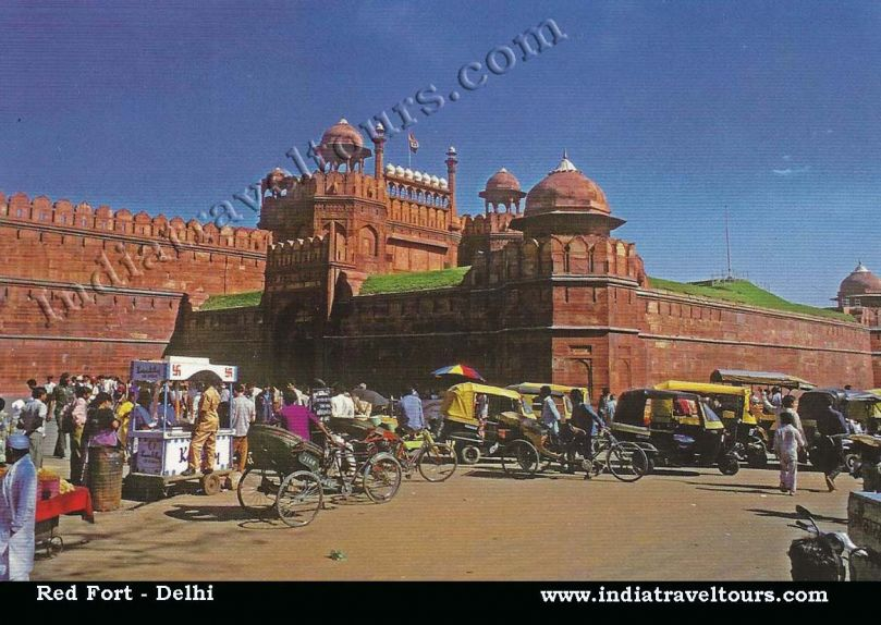 Red Fort - Delhi