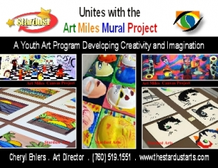 SDA Unites with Art Miles Mural Project