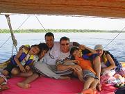 Spend Christmas Day on a felucca!