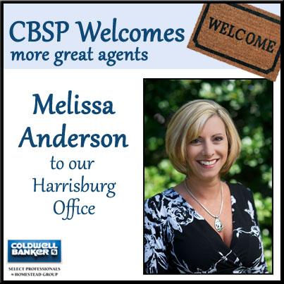welcome-Melissa-Anderson-Harrisburg-PA-Realtor