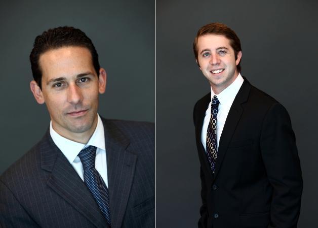 Andres del Corral & Alexander Cahlin