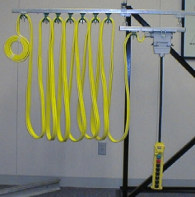 KH C Track Flat Cable Festoon System
