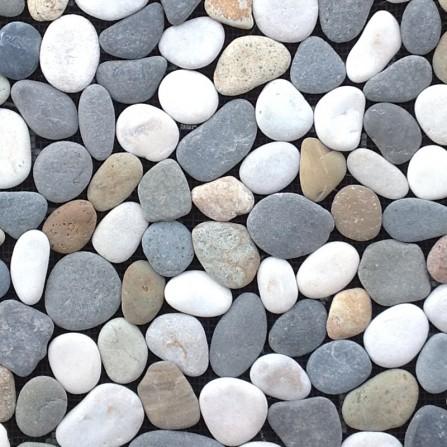 Ubud Blend Pebble Tile