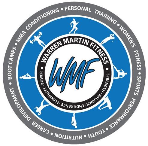Warren Martin Fitness Logo