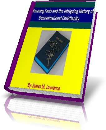 eBook Cover-Amazing Facts of Christianity