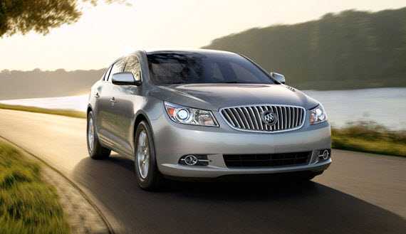 Buick LaCrosse Burlington Colorado