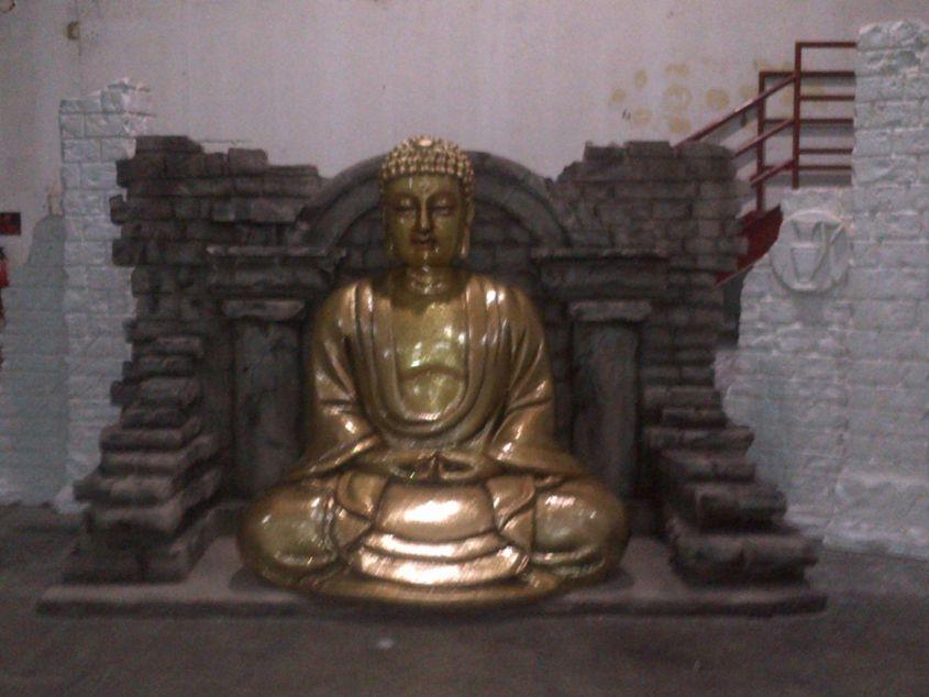 Finished Buddha