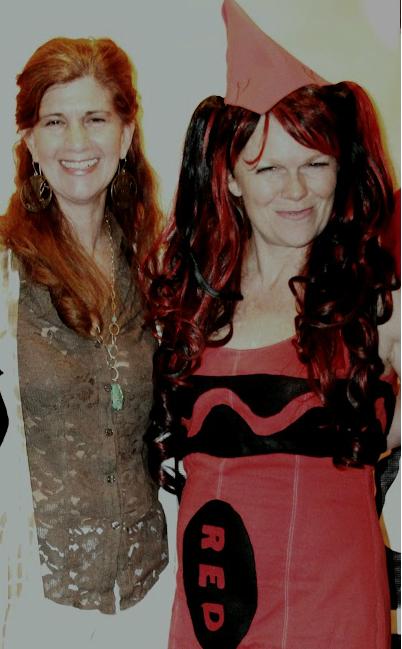 Gigi de Lugo & Linda Palmer
