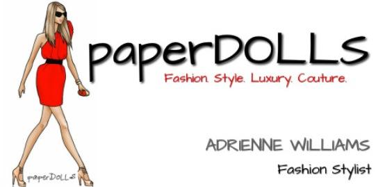 paperDOLLS Styling Logo