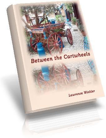 eBook Cover-Between the Cartwheels by Lawrence Win