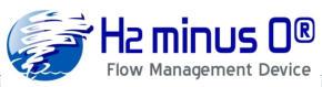 H2minusO - Flow Management Device
