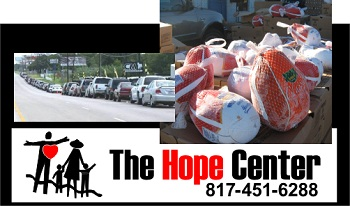 Delivering Food and Hope to Fort Wort Families