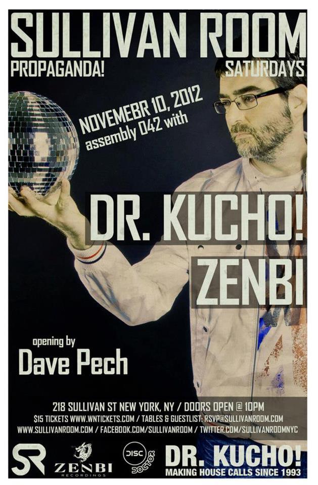 Dr Kucho and Zenbi