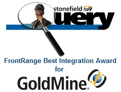 Stonefield Query for Goldmine From FrontRange Solutions