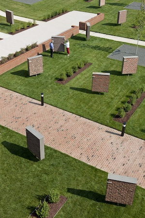 Triangle Brick's Brick Garden