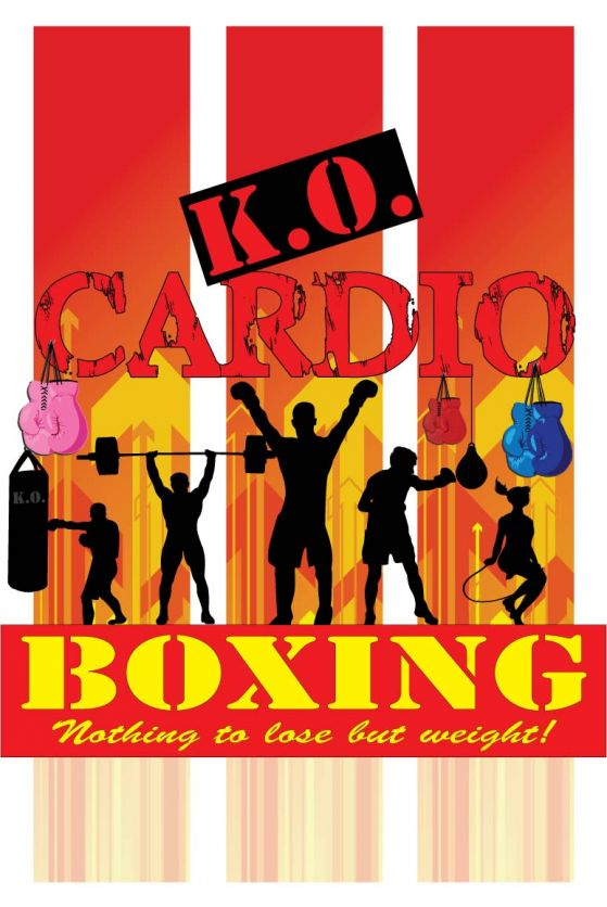 KO Fitness Logo