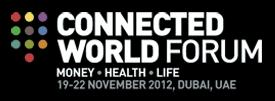 Connected World Forum will gather more than 1000 experts in Dubai in November