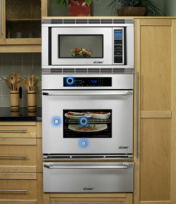 Dacor Epicure Stainless Steel Wall Oven