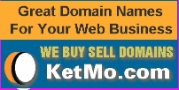 Dotcom Domain Names Sale