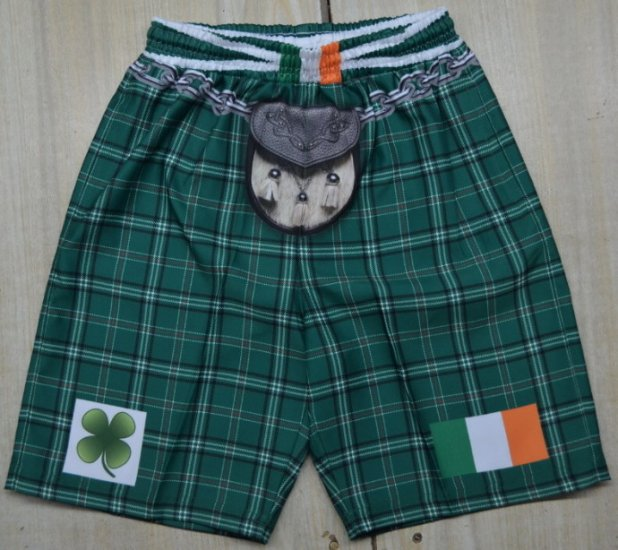 IrelandTartanKiltShorts
