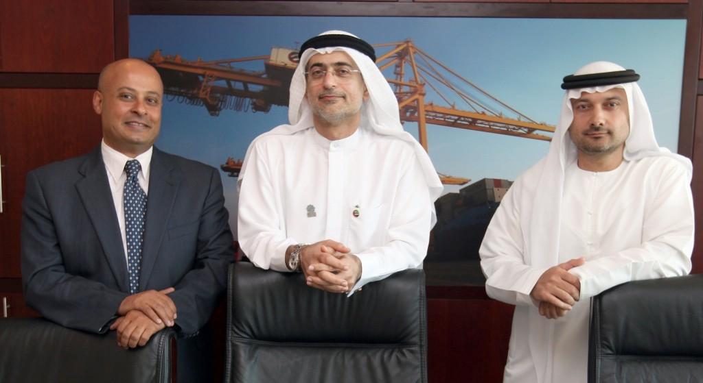 Kamal Hassan, Mohammed Sharaf and Yousif Al Mutawa