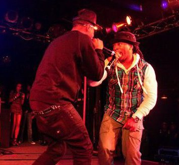 "Bad Boy's Los and Larry ""Whaddup"" Caudle Performing on Tour"