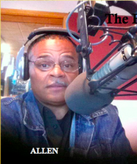 Co-Host Don Allen, Editor in Chief -IBNN NEWS